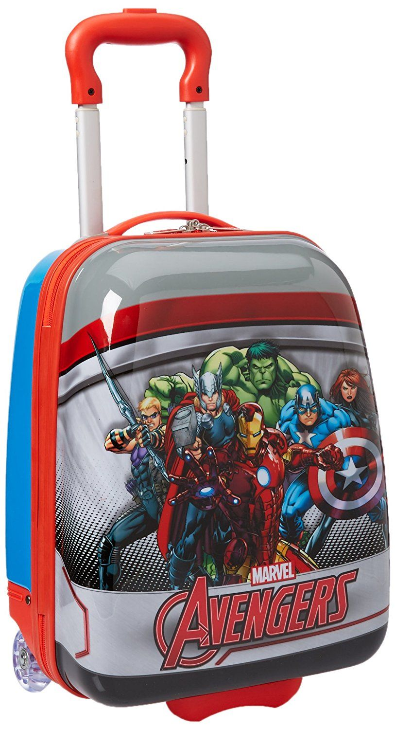 a6e47ec048 American Tourister 74725 Marvel Avengers 18 Inch Upright Hardside  Children s Luggage    Check out this great product.