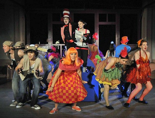 Seussical Characters Costumes
