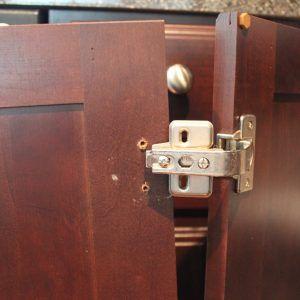 Broken Kitchen Cabinet Door Hinge   Kitchen cabinets door ...