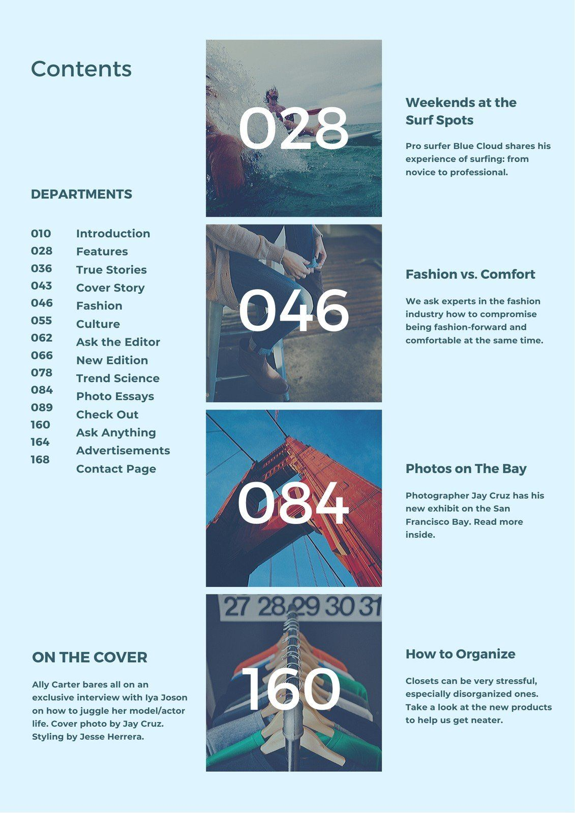 Free templates Canva in 2020 Magazine cover template