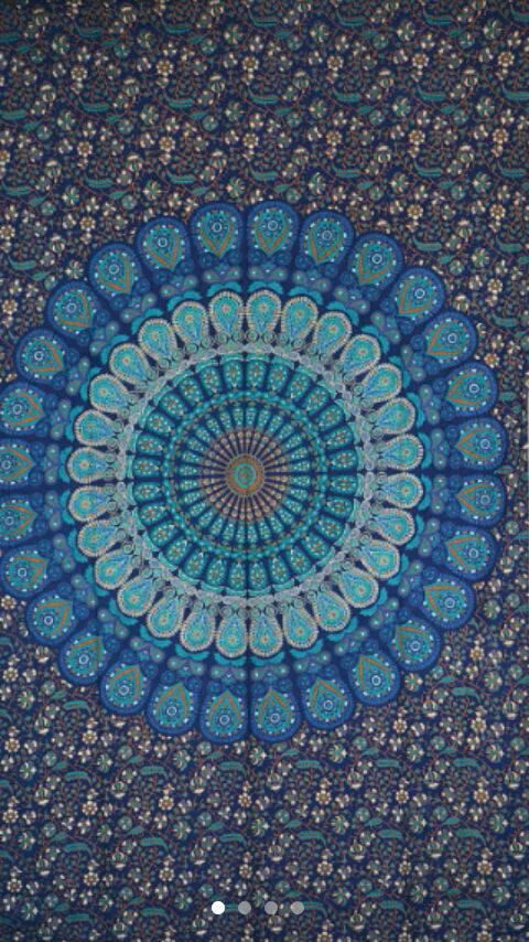 Positive Vibration Spiritual Peacock Mandala Terqoise Indian Bohemian Tapestry Bedcover Beds Mandala Tapestry Mandala Tapestries Wall Hangings Mandela Tapestry