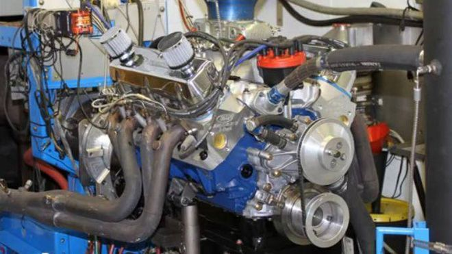 Ford Racing Unleashes Its Biggest Small Block Ever The Z460 Is The Largest Small Block Crate Engine Ford Racing Has Ever Built Ford Racing Ford Crate Engines