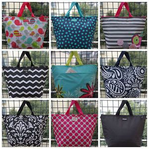 Travel-Thirty-One-Organizer-Thermal-Picnic-Lunch-box-Tote-Bag-Multi-Gift-31New