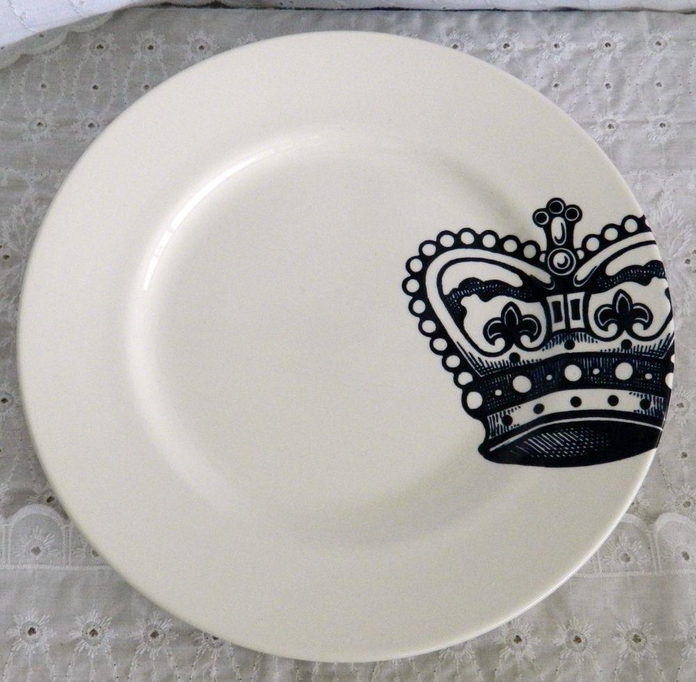 Pottery \u0026 China | eBay. Dinner PlatesElegant ... & Royal Stafford CROWN England Pottery 11 1/8\