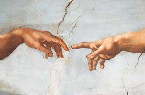 Waarom God Meer Is Dan Een Mening The Creation Of Adam