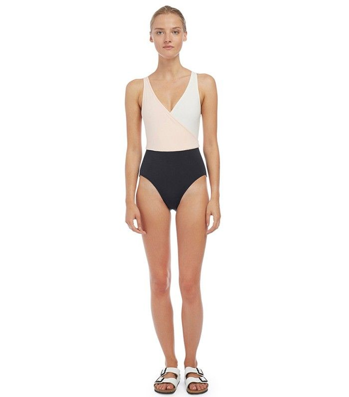 b5e45f0efd3 The Most Slimming Bathing Suit Styles