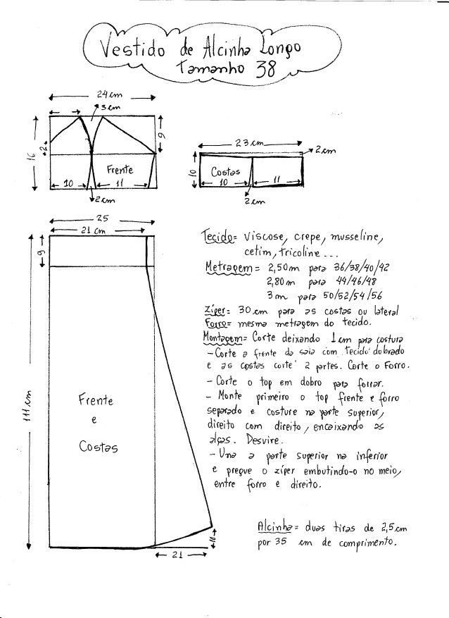 Pin by Eliannyvic Escalona on Costura   Pinterest   Sewing, Sewing ...