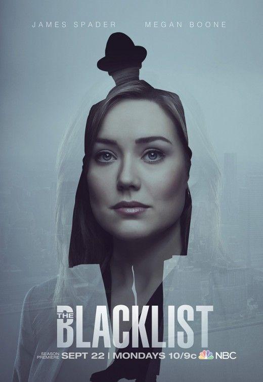The Blacklist Megan Boone The Blacklist Blacklist Tv Show