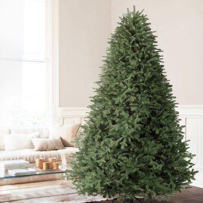 3- Balsam Hill BH Balsam Fir Premium Artificial Christmas Tree, 7.5 Feet,  Unlit (B00FJXS3YI) - 3- Balsam Hill BH Balsam Fir Premium Artificial Christmas Tree, 7.5