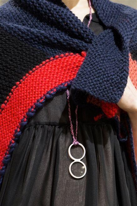 8e7ef2c892 DANIELA GREGIS - Autunno-Inverno 2015-2016 | Dan G | Crochet fashion ...