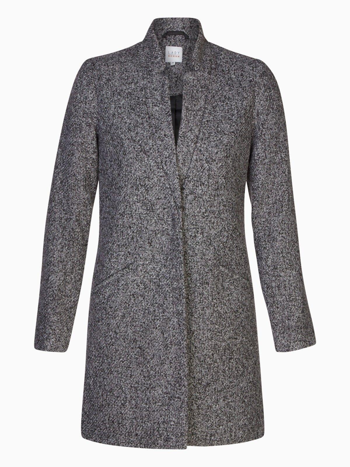 Manteau femme hiver 2018-2019   50 manteaux pour femme à adopter cet ... ffa5053fa86