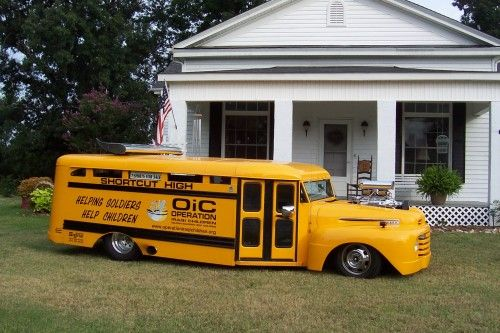 Custom School Buses With Images School Bus Bus Yellow School Bus