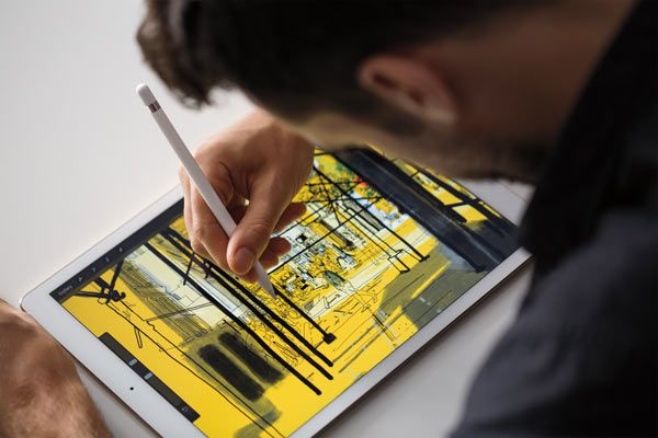 Apple Announces New iPad Pro with 12.9-inch Retina Display: iSight and FaceTime HD Cameras to Capture Any Moment Even in Low‑light or Backlit Settings, Time‑lapse and Slo‑mo Video in 720p HD