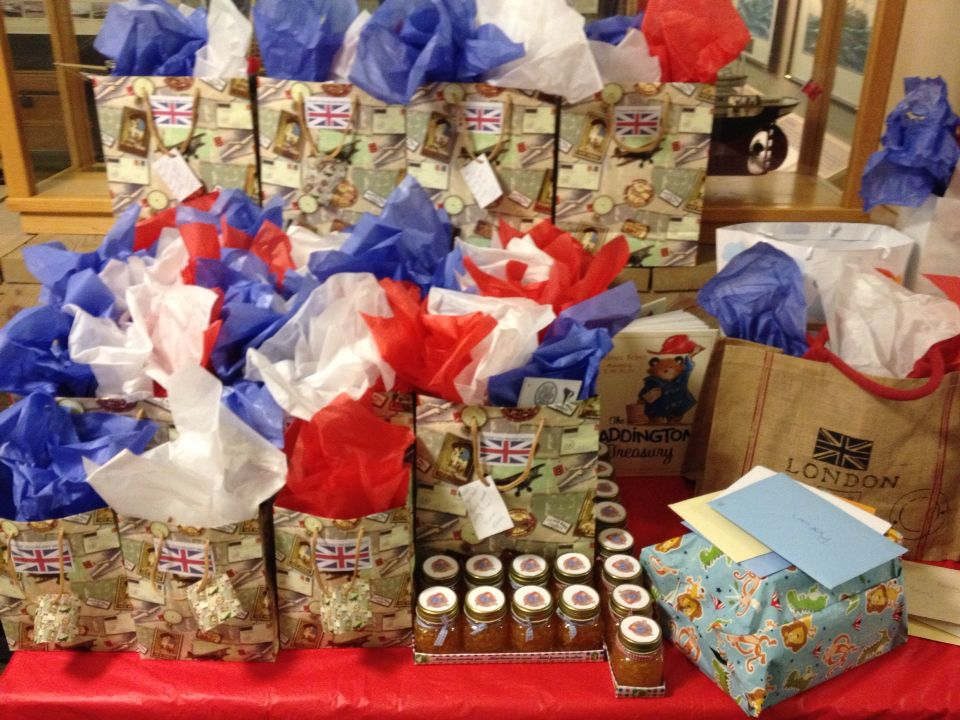 Turning 1 with Paddington Party! Loot bags and Marmalade for everyone as take aways
