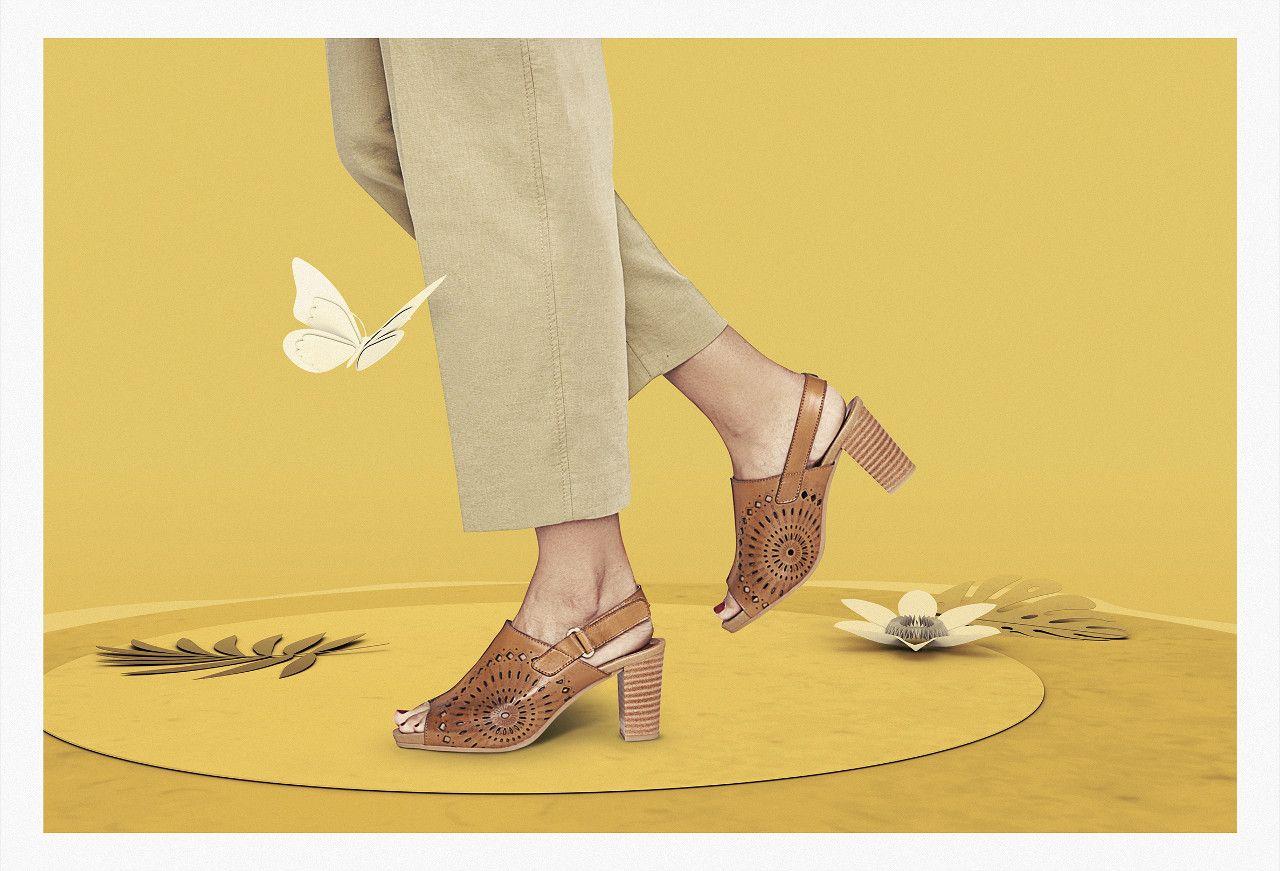 Nueva Zapatos Presenta Para Colección De Pitillos Su b76Ygyfv