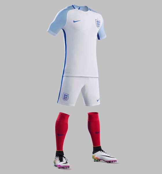 England Euro 2016 Kit Released - Footy Headlines