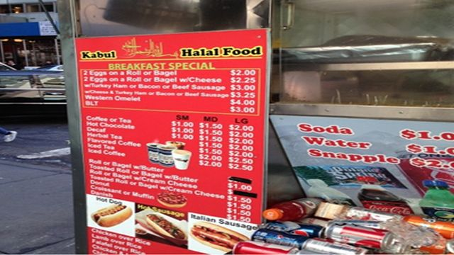 Halal Food For Us Schools Now Playing A Big Role For Muslim Students Halal Recipes Halal Food