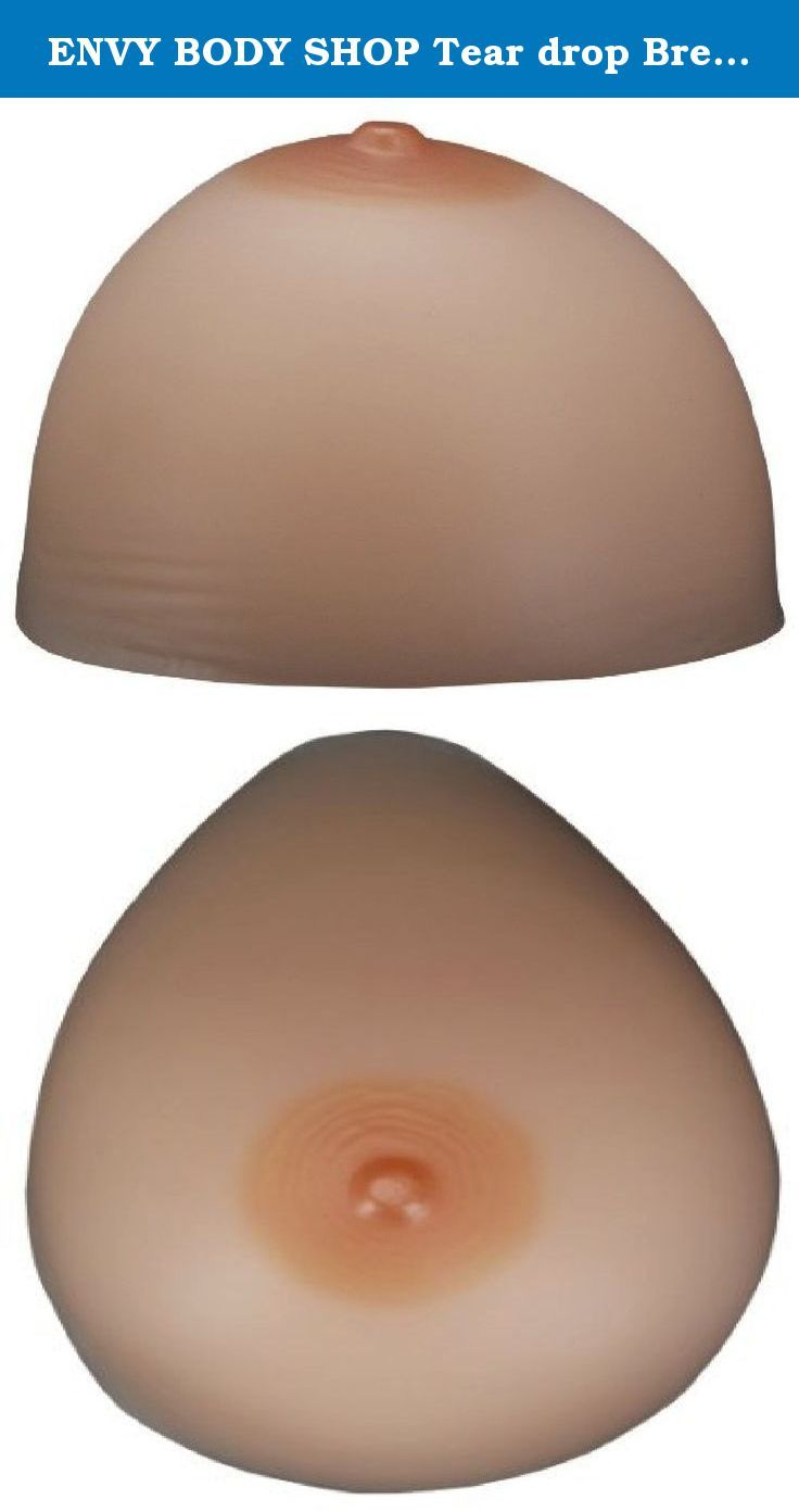a5abfa5abd333 ENVY BODY SHOP Tear drop Breast form One Form 500g. Launch the real silicon  Bra !! It s using high gread silicon!!