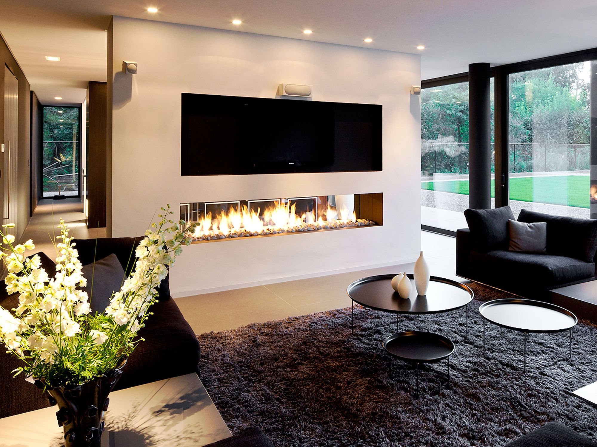 Pin By Bespoke Fireplace Designs On Erina In 2020 Living Room With Fireplace Fireplace Design Cozy Living Room Design