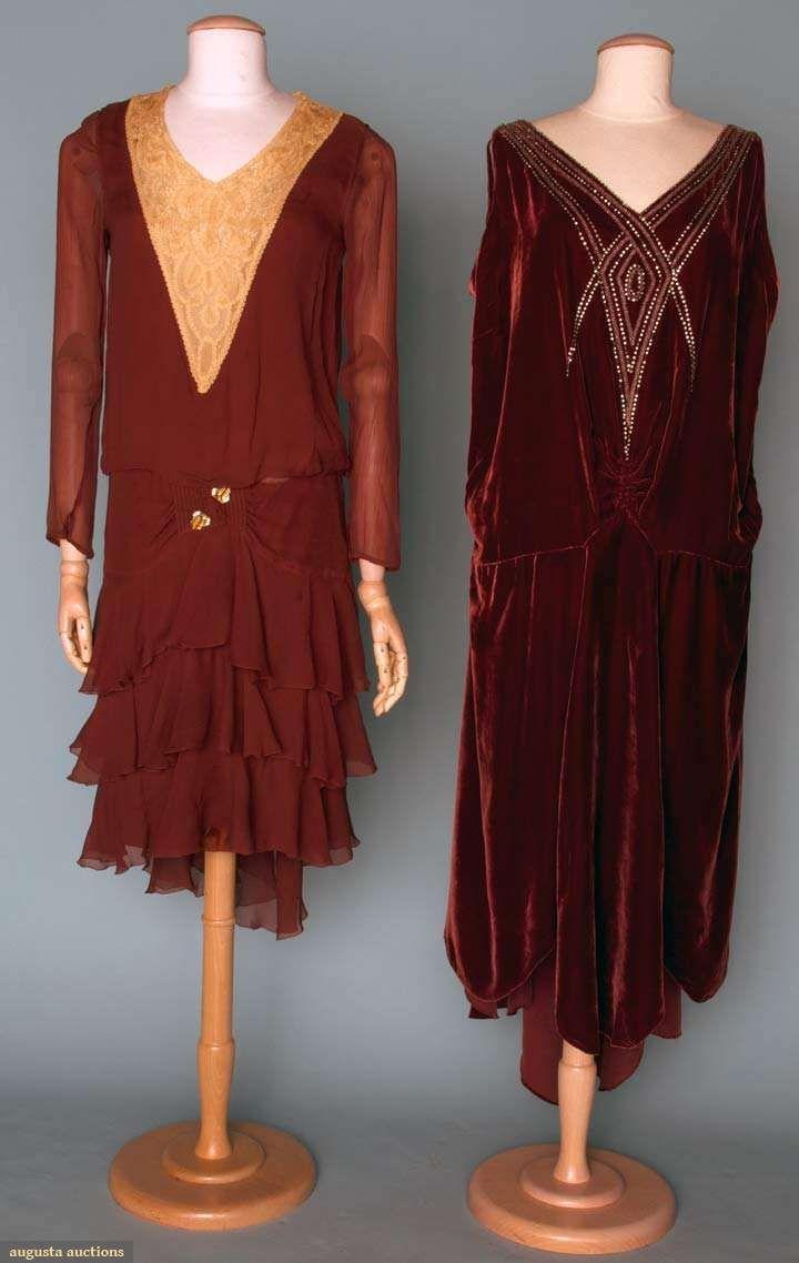 Wine velvet evening gown c flipping flappery pinterest