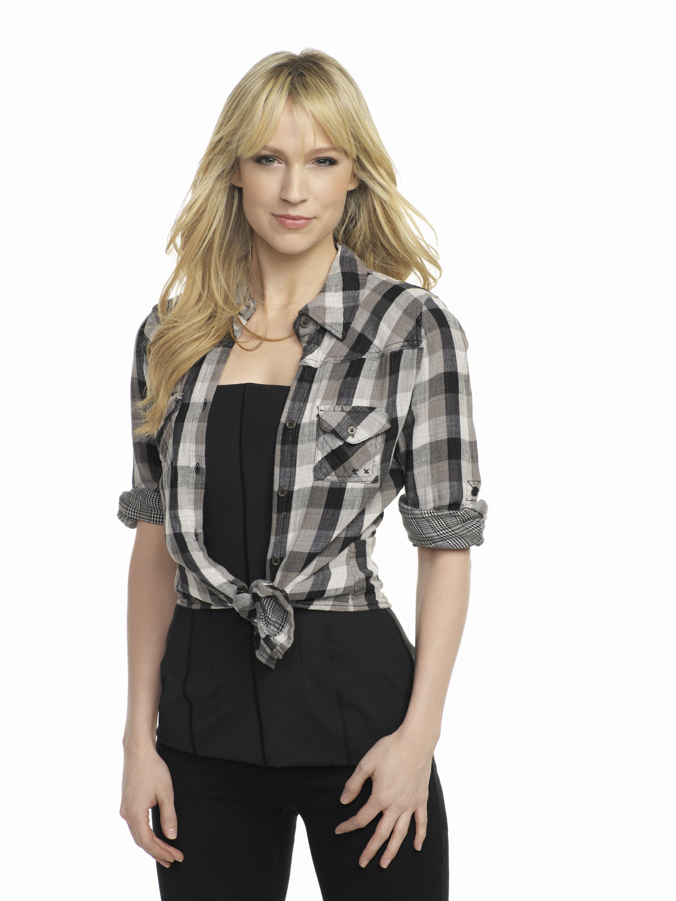 "Leverage S3 Beth Riesgraf as ""Parker"""