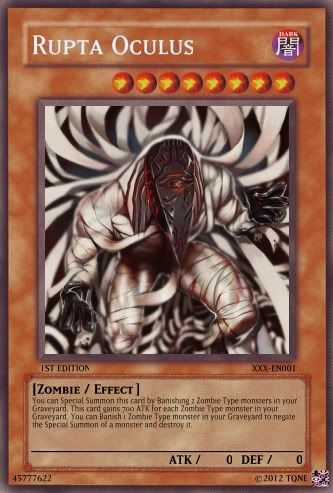Realistic Cards Single Yugioh Card Maker