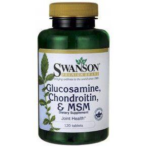 glükozamin és kondroitin 120