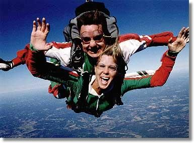 If You Re Brave Enough Drive Over To Tullahoma And Go Skydiving Together It S A Very Memorable Experience To Share Skydiving My Adventure Book Tullahoma