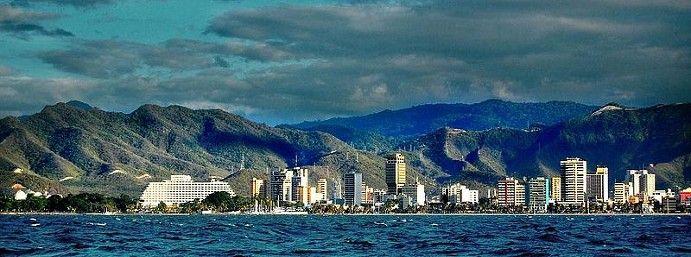 Puerto De La Cruz Puerto De La Cruz Venezuela Paisajes