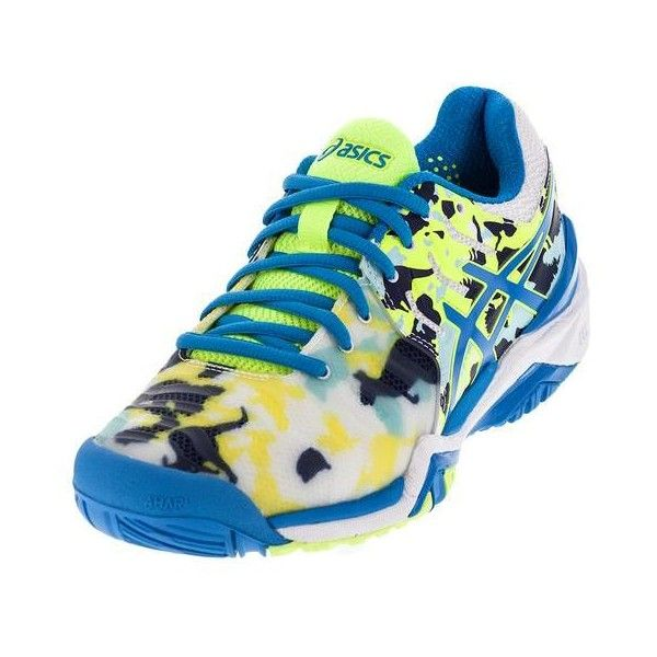 Snag the ASICS Women's Gel Resolution 7 Limited Edition Melbourne Tennis  Shoe and attract as many