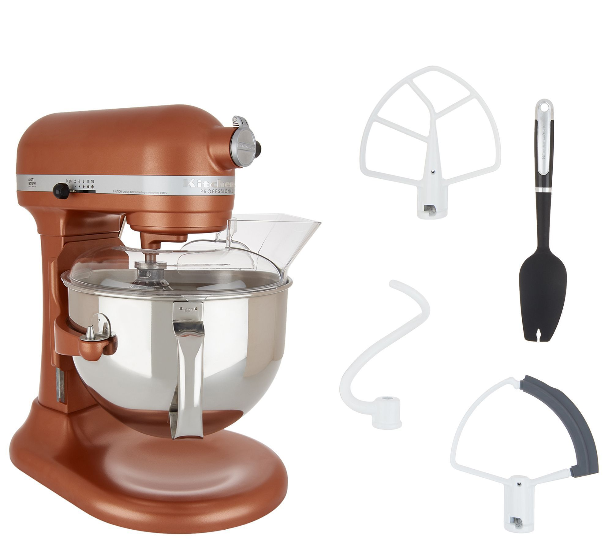 Kitchenaid Pro 600 6 Qt Bowl Lift Stand Mixer W Flex Edge Beater