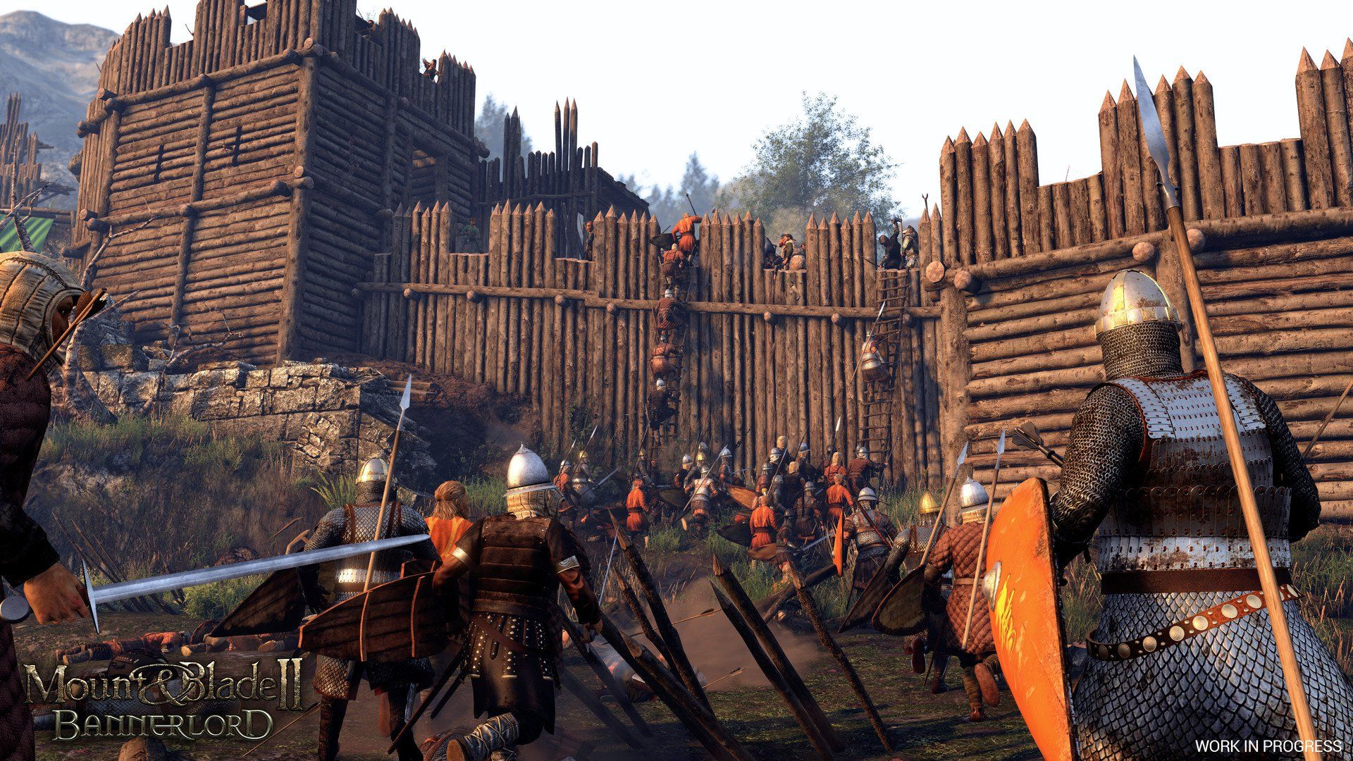 Mount And Blade Ii Bannerlord Keep Battles Add New Depth To