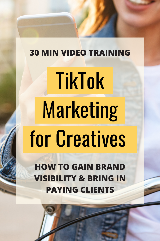 Promoting Your Business On Tiktok Video Social Media Expert Social Media Social Media Planner