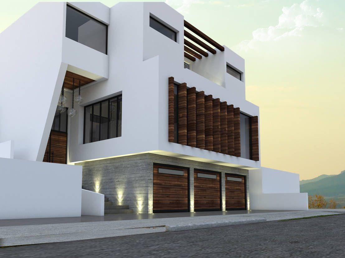Encuentra las mejores ideas e inspiración para el hogar. Residencia CBJ por Spacio Diseño Construcción | homify