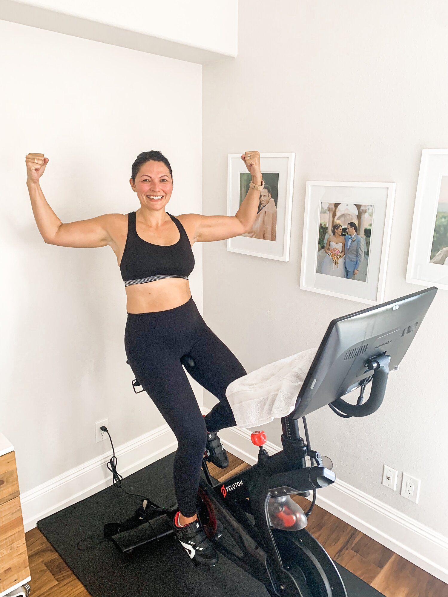 My peloton review peloton fitness pal arm workout