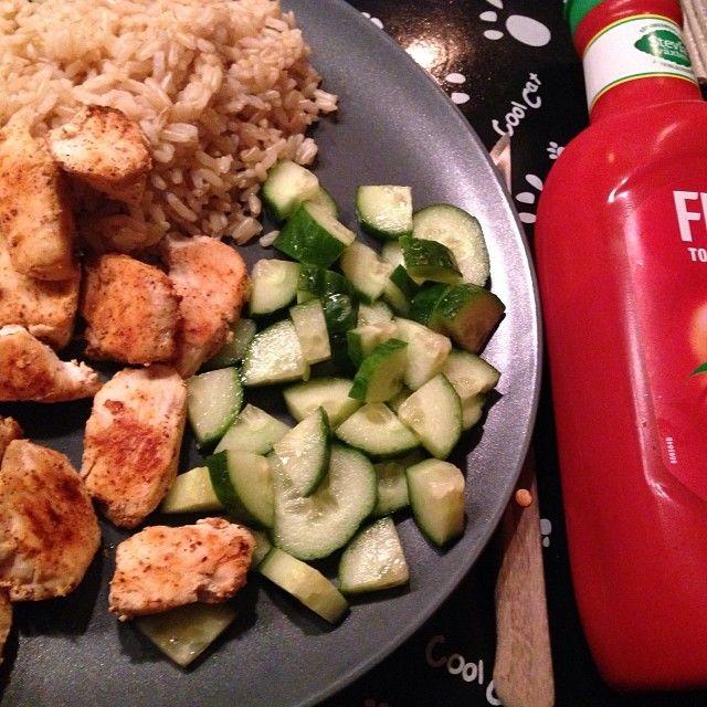 Aldrig utan min ketchup  #Padgram