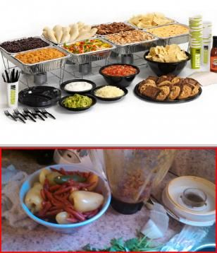 Try My Taco Man if you want to hire a taco catering company that has been in business since 1986. Their uniformed and professional chefs have affordable rates, and they use only quality cooking tools. Open this pin to check reviews or get a free quote.