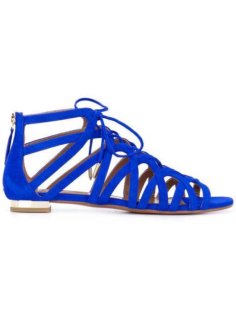 AQUAZZURA . #aquazzura #shoes #sandals