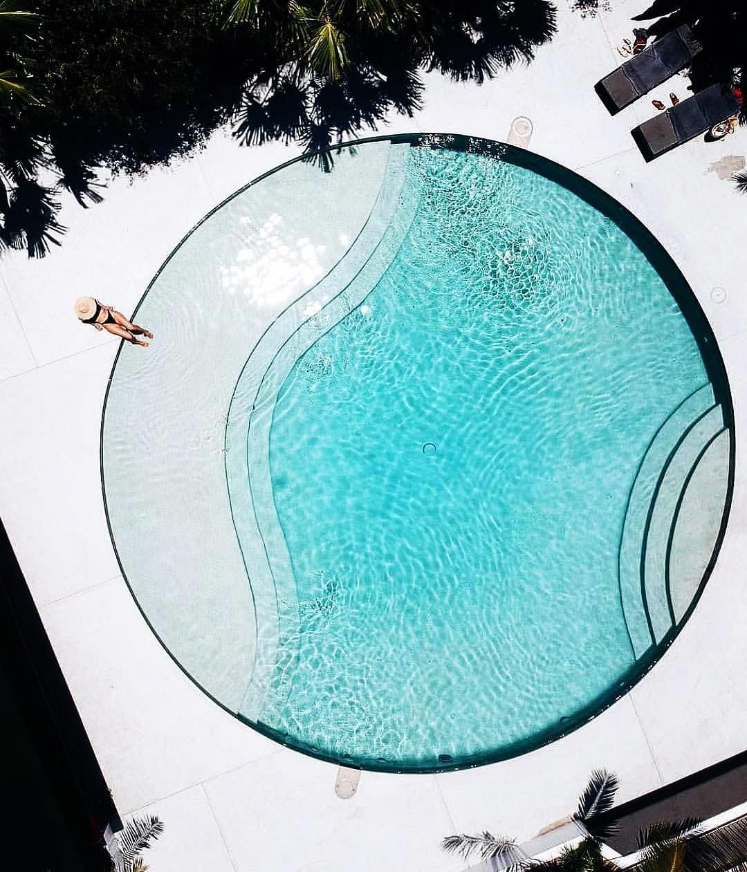 Pool Perfection The Bower Byron Bay Iconic Circle Pool And