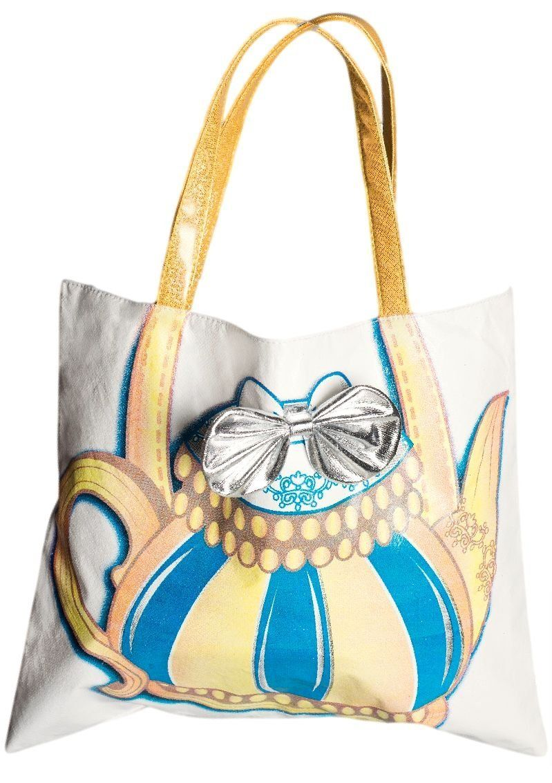 Ever After High Tea Pot Purse Madeline Hatter Costume Accessory ...