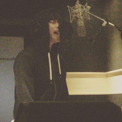 #ost #시작인가요 #solo #recording #7시간  가수는 좋겠다.. 노래 잘해서... 이렇게 생긴 나도 문제지만.. 종혁아 사진 좀....