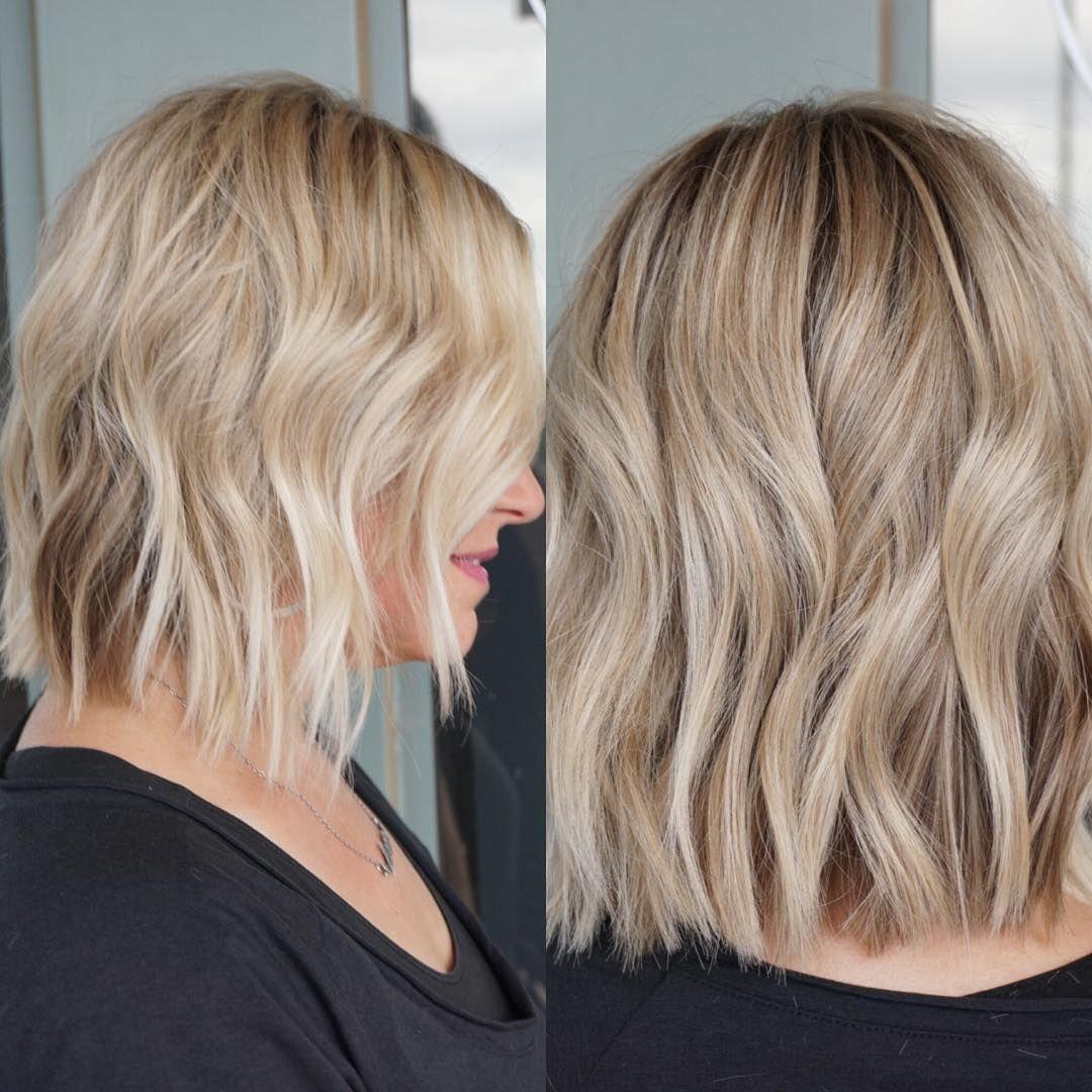 most popular wavy haircuts for medium length hair, medium hairstyles