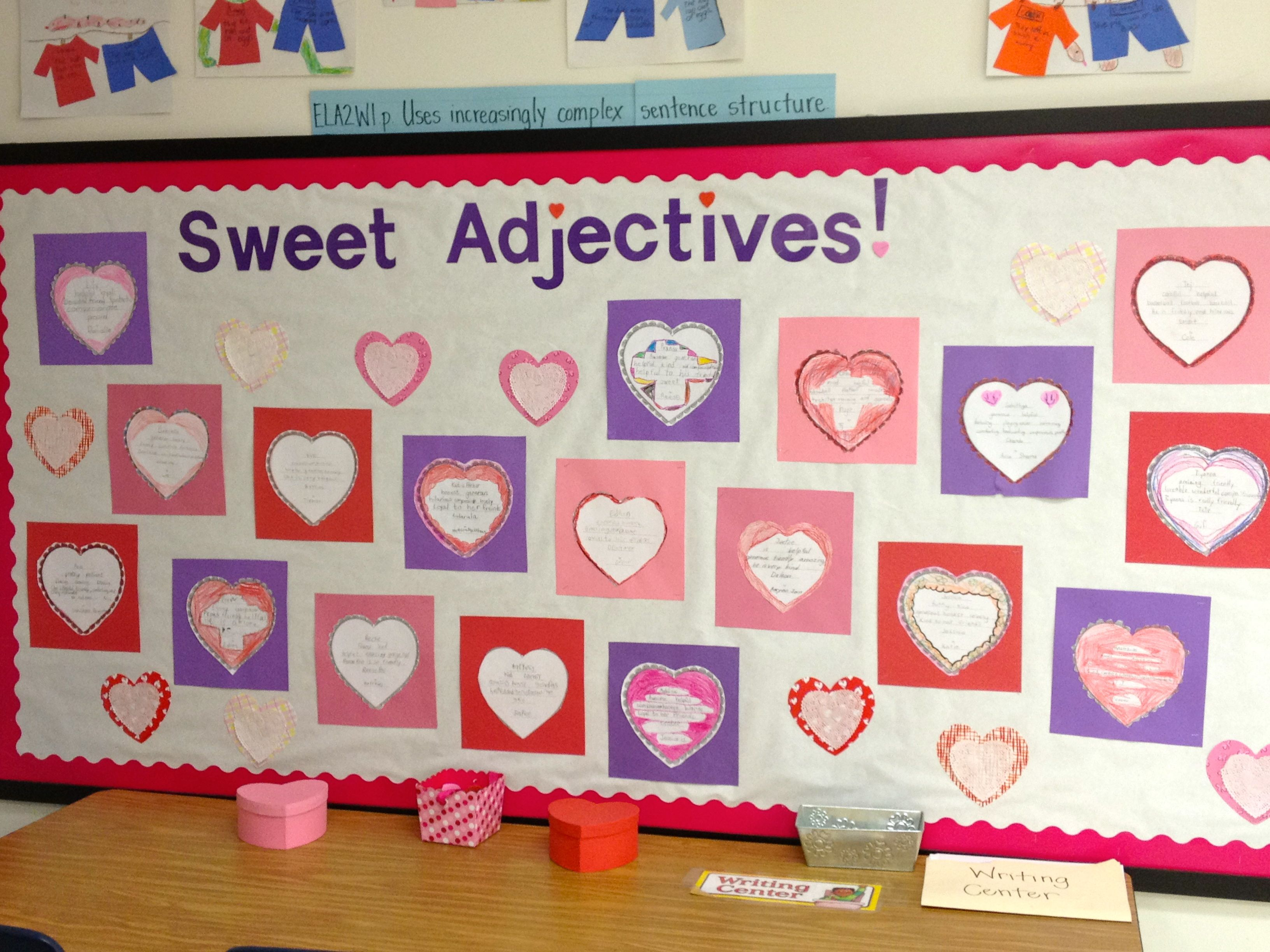 Sweet Poems Using Adjectives To Describe A Friend