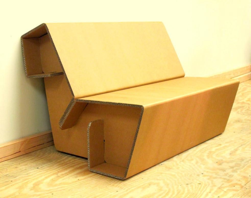 Chairigami Cardboard Chairs Look Equally Amazing And Uncomfortable