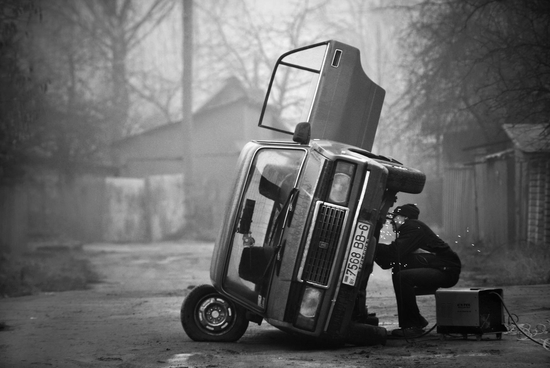 *** by Mihail Kopychko on 500px
