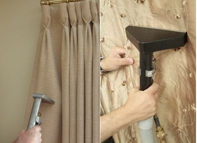 Curtain Cleaning Cleaning Curtains Cleaning Blinds How To