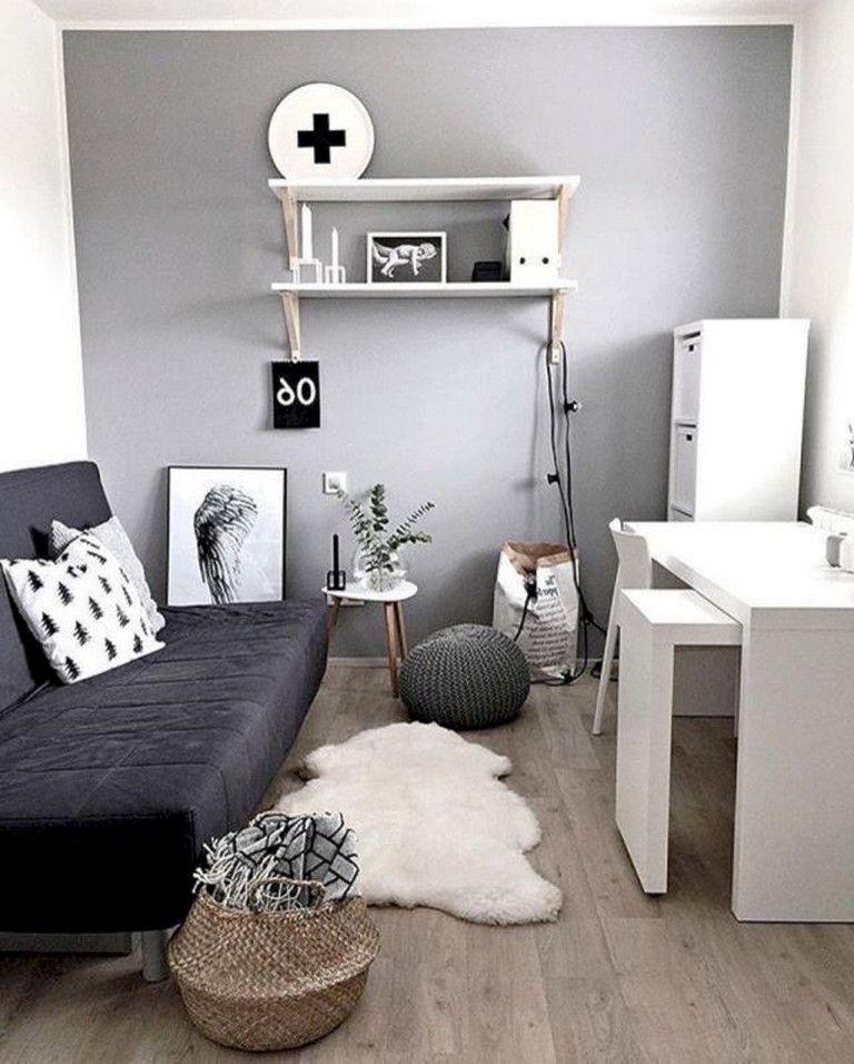 72 Simple Beauty and Cute Scandinavian Home Decor Ideas home decor