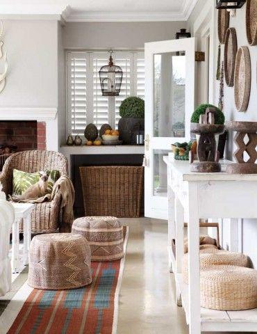 Las cositas de beach eau la casa de una familia for Decoracion de interiores a distancia