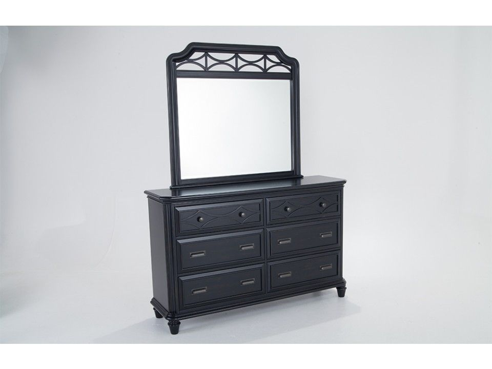 Mystic Bay Dresser  Mirror Dressers  Chests Bedroom Bob\u0027s