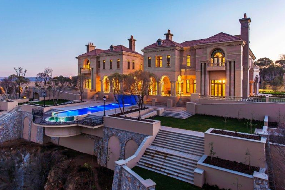 Palazzo Steyn South Africa S Most Expensive Lavish